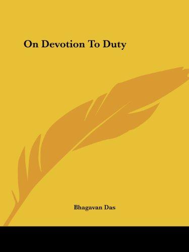 9781425307592: On Devotion to Duty