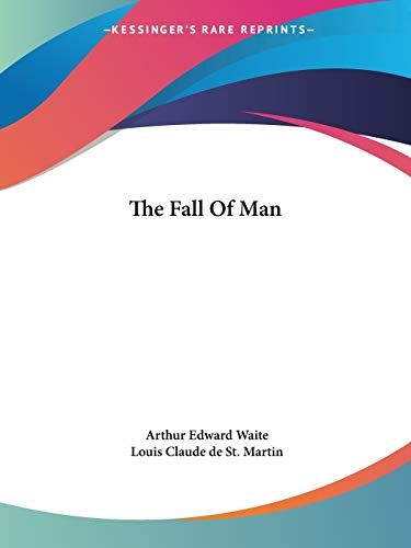 9781425308773: The Fall Of Man