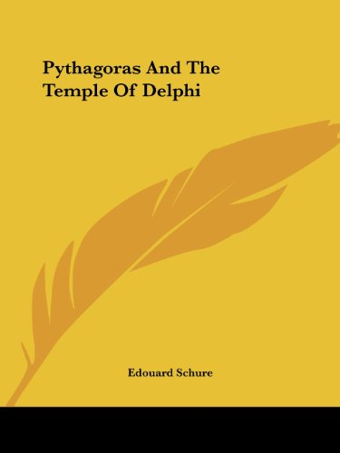 9781425310264: Pythagoras And The Temple Of Delphi