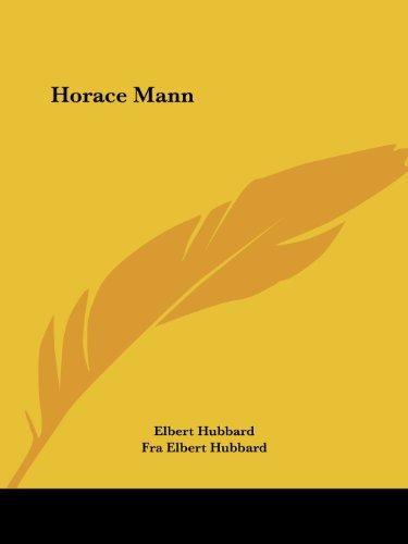 9781425341657: Horace Mann