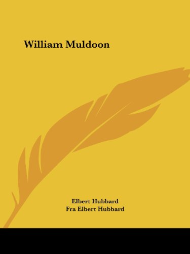 9781425342043: William Muldoon