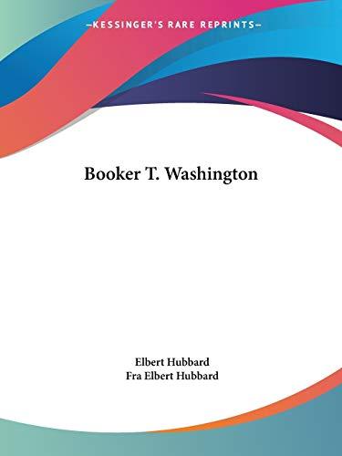 9781425342272: Booker T. Washington