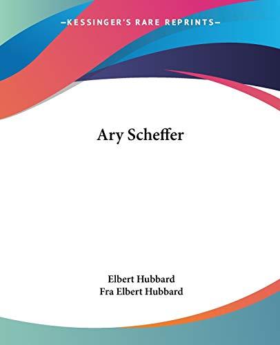 9781425343415: Ary Scheffer