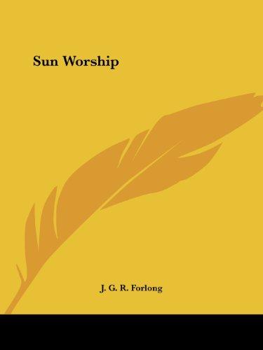9781425350574: Sun Worship