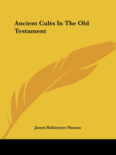 9781425367855: Ancient Cults In The Old Testament