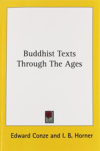9781425421434: Buddhist Texts Through The Ages