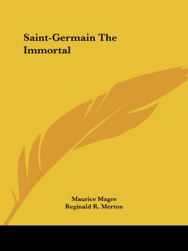 9781425460846: Saint-Germain The Immortal