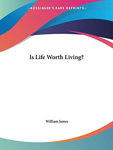 9781425463809: Is Life Worth Living?