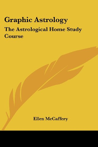 9781425482794: Graphic Astrology: The Astrological Home Study Course