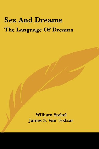 9781425491314: Sex And Dreams: The Language Of Dreams