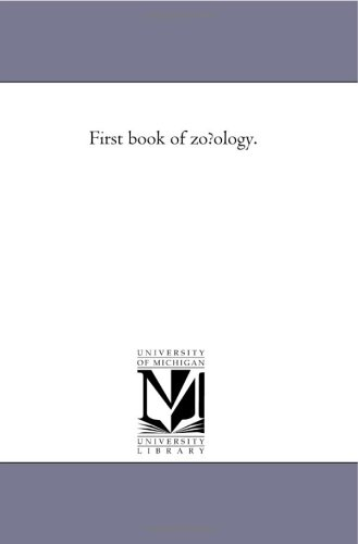 9781425518011: First book of zo?ology.