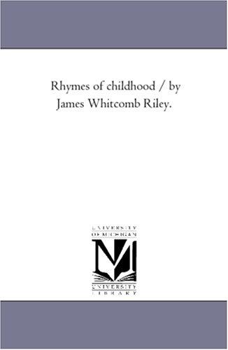 9781425518165: Rhymes of childhood