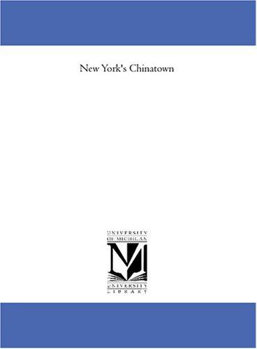 9781425585686: New York's Chinatown