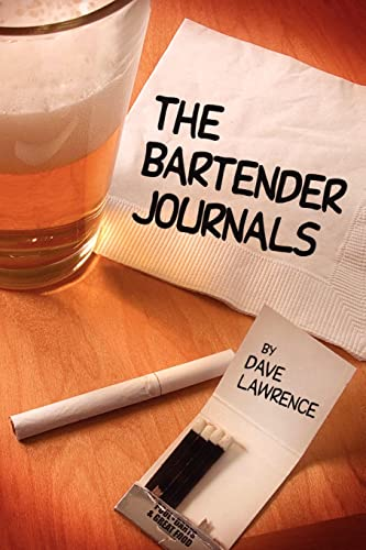 9781425714659: The Bartender Journals