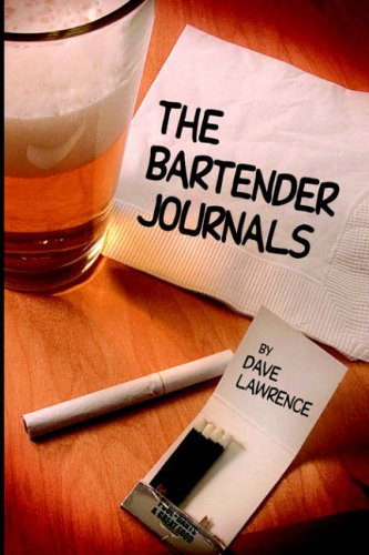 9781425714666: The Bartender Journals
