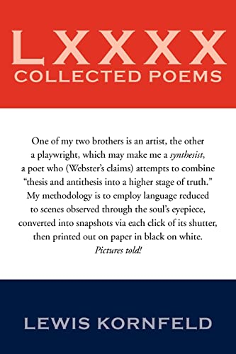 9781425717490: LXXXX Collected Poems