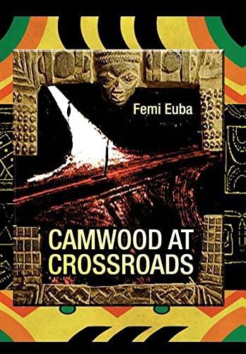 Camwood at Crossroads: Femi Euba
