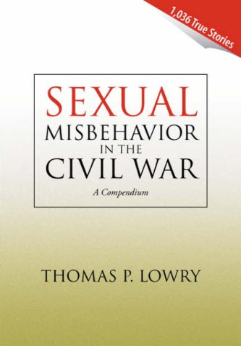 9781425719500: Sexual Misbehavior in the Civil War