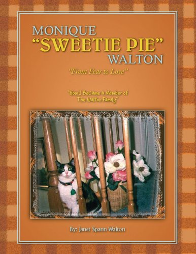 "9781425732813: MONIQUE ""SWEETIE PIE"" WALTON"