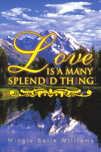 9781425737849: Love is a Many Splendid Thing