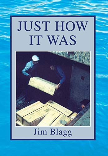 JUST HOW IT WAS: Blagg, Jim