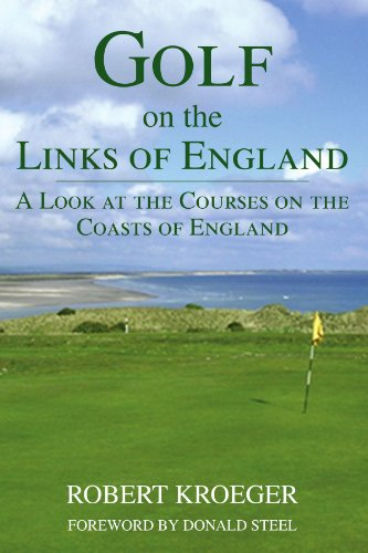 9781425744717: Golf on the Links of England: A Look at the Courses on the Coasts of England