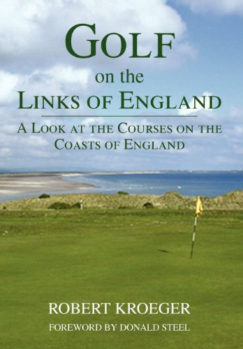 9781425744724: Golf on the Links of England: A Look at the Courses on the Coasts of England