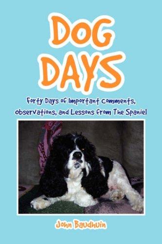 Dog Days: John Baudhuin