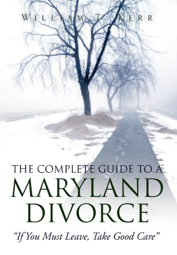 9781425751159: Complete Guide To A Maryland Divorce