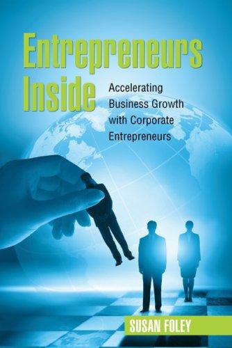 Entrepreneurs Inside: Foley, Susan