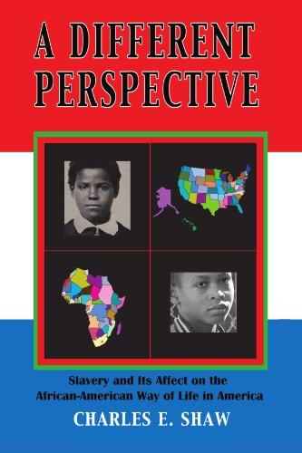 A Different Perspective: Slavery and It's Affect on the African-American Way of Life in ...