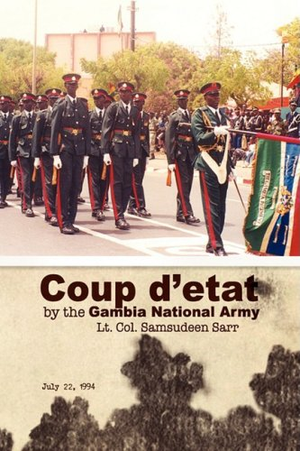 9781425761134: Coup d'etat by the Gambia National Army