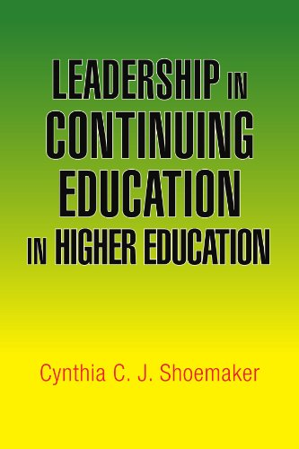 9781425765019: Leadership in Continuing Education in Higher Education