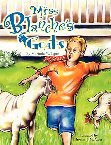 9781425772932: Miss Blanche's Goats