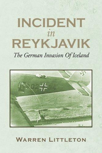 Incident in Reykjavik: Warren Littleton