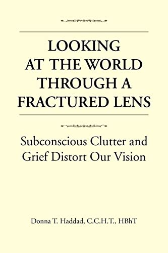 Looking At The World Through a Fractured Lens Subconscious Clutter and Grief Distort Our Vision: ...
