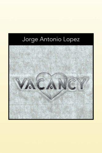 Vacancy: Jorge Antonio Lopez