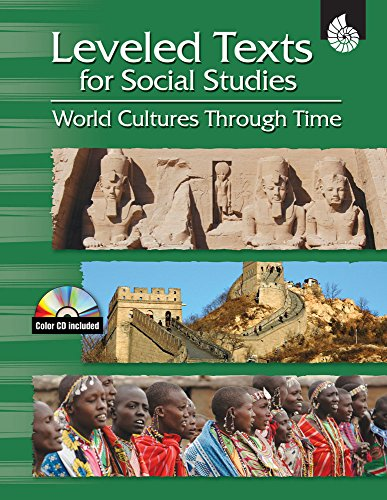 Leveled Texts for Social Studies-World Cultures Through: Blane Conklin/ Wendy