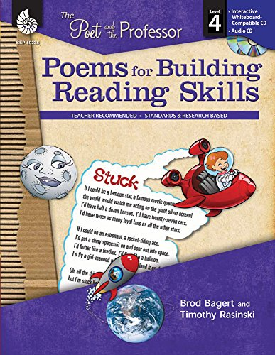 9781425802387: Poems for Building Reading Skills Level 4 (The Poet and the Professor)