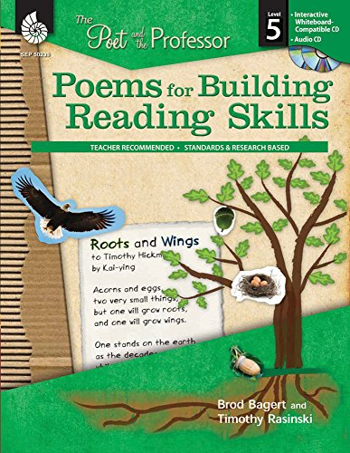 Poems for Building Reading Skills: Grade 5: Brod Bagert; Timothy