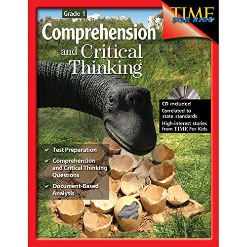 9781425802417: Comprehension and Critical Thinking Grade 1 (Comprehension & Critical Thinking)