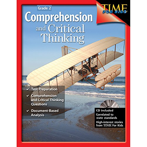 9781425802424: Comprehension and Critical Thinking Grade 2 (Comprehension & Critical Thinking)