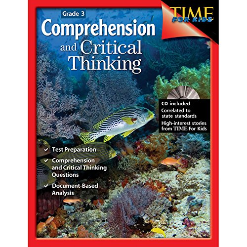9781425802431: Comprehension and Critical Thinking Grade 3 (Comprehension & Critical Thinking)