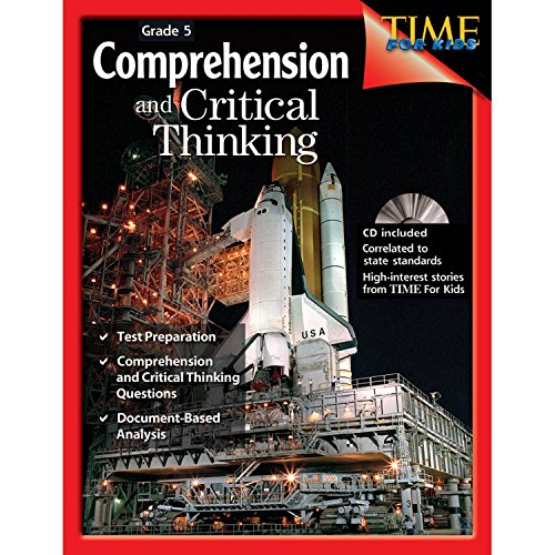9781425802455: Comprehension and Critical Thinking Grade 5 (Comprehension & Critical Thinking)