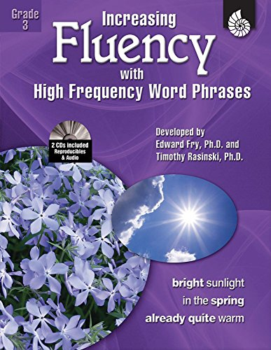 9781425802783: Increasing Fluency with High Frequency Word Phrases Grade 3 (Increasing Fluency Using High Frequency Word Phrases)