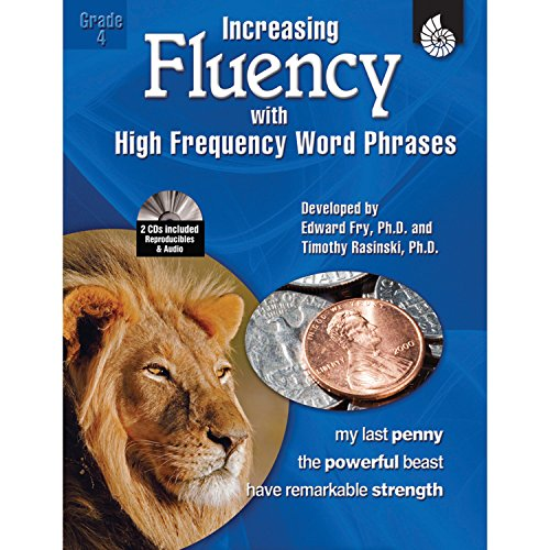 9781425802790: Increasing Fluency with High Frequency Word Phrases Grade 4 (Increasing Fluency Using High Frequency Word Phrases)