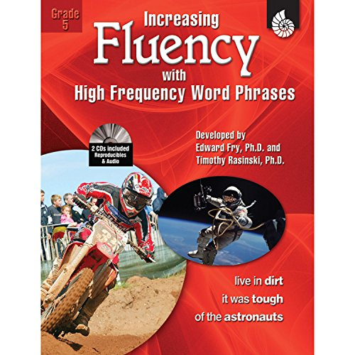 9781425802899: Increasing Fluency with High Frequency Word Phrases Grade 5 (Increasing Fluency Using High Frequency Word Phrases)