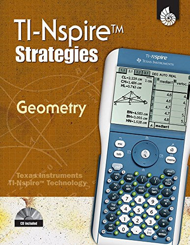 9781425803094: Ti-nspire Strategies, Geometry