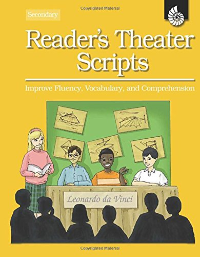 9781425804039: Reader's Theater Scripts: Secondary