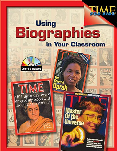 9781425804718: Using Biographies in the Classroom, Grades 4-8